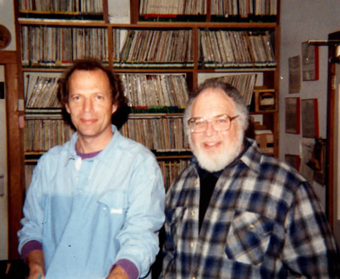 Mort and Joe KUSP