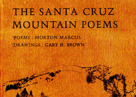 Mountain Poems Cover