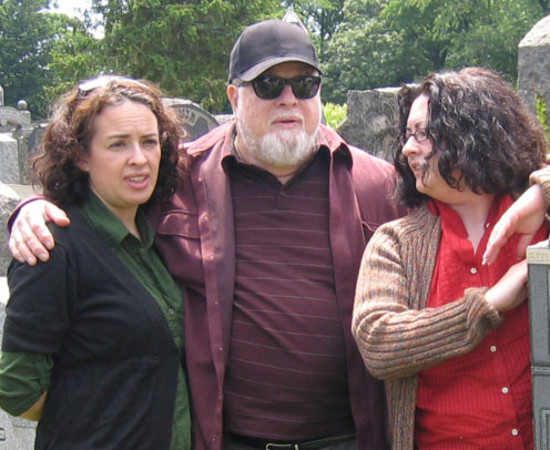 Mort with Daughters